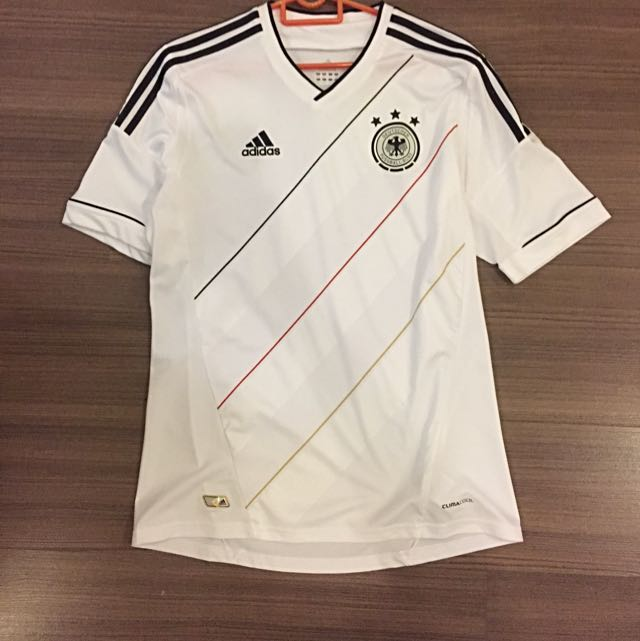 Germany 2012 Home jersey Replica