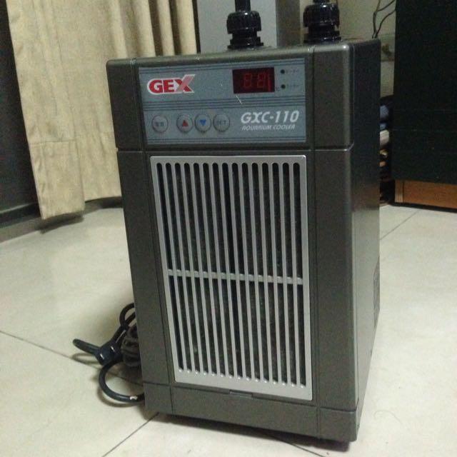 GEX 冰水機