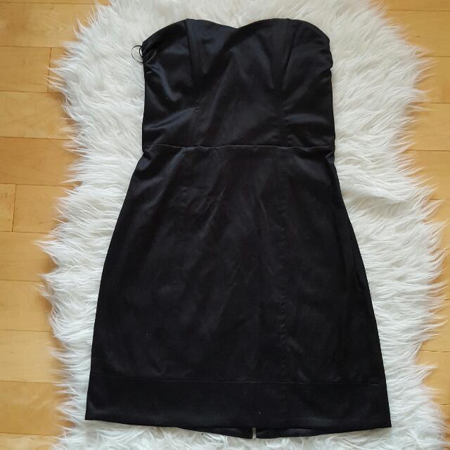 H&M Tube Silk Dress
