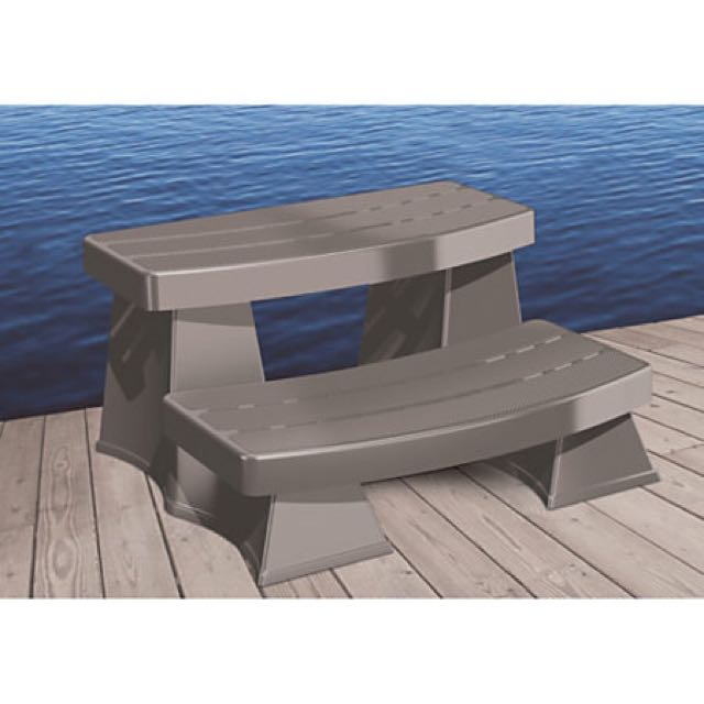 Hottub Steps - Suresteps
