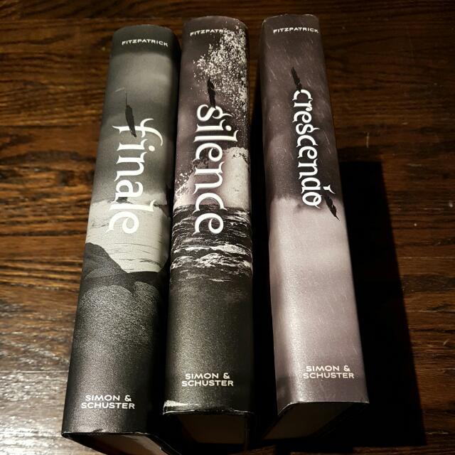 Hush, Hush Series Vol. 2-4