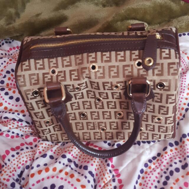 IMITATION FENDI PURSE SMALL