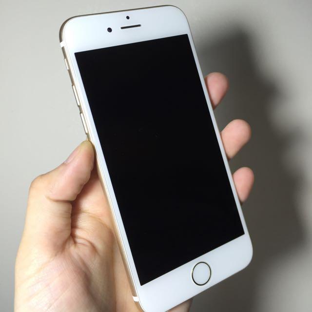 iPhone 6 128g 4.7 金