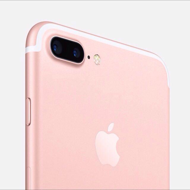 iPhone 7 Plus 32GB Rose Gold / Gold