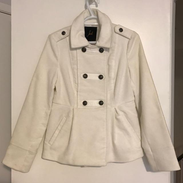 Jack Double-Breasted Jacket
