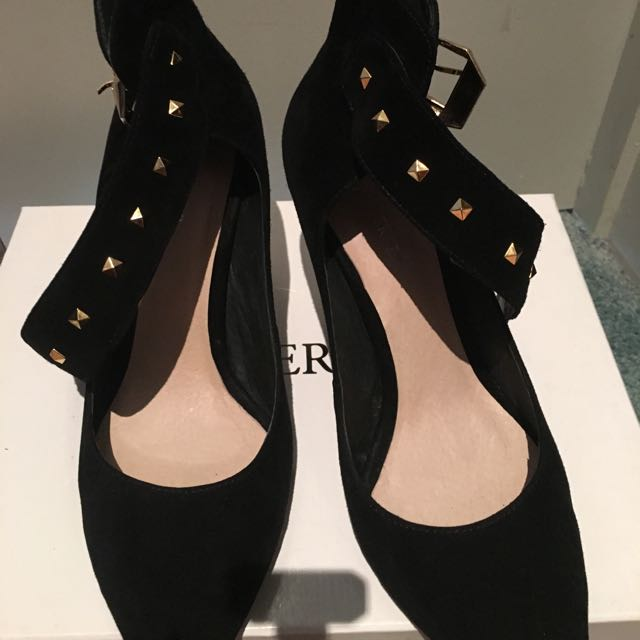 Jo Mercer Heel Size 39