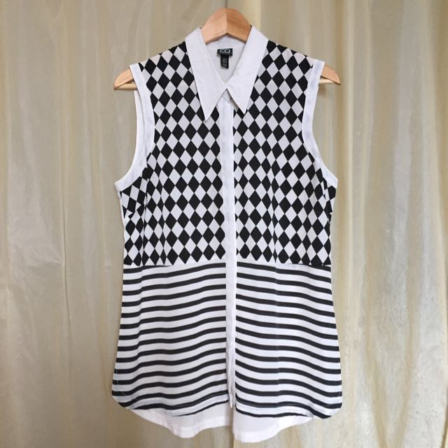 Kemeja Checkered COTTON ON