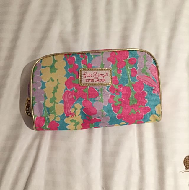 Lily Pulitzer Make Up Bag