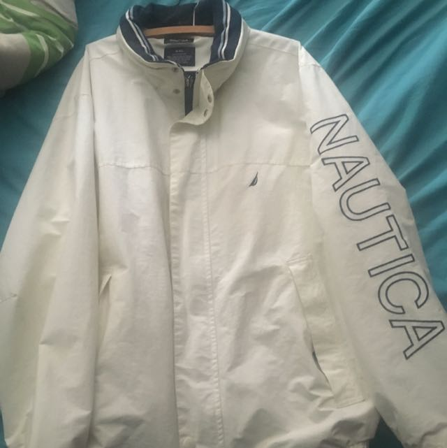 Mens Vintage Nautica Jacket