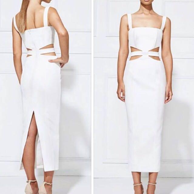 Misha Marquesa dress