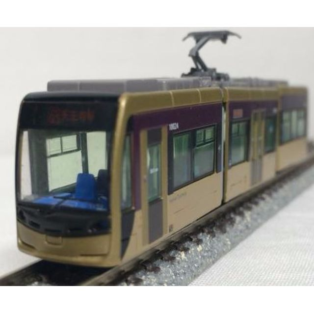 [N 1/150] Japanese Tram Hankai Electric Tramway Type 1001 [Tomytec] NEW