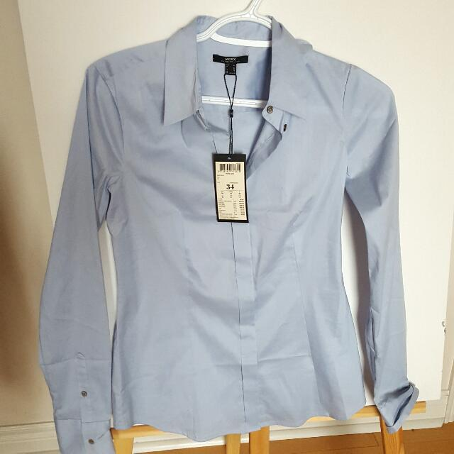 New Mexx Fitted Dress Shirt