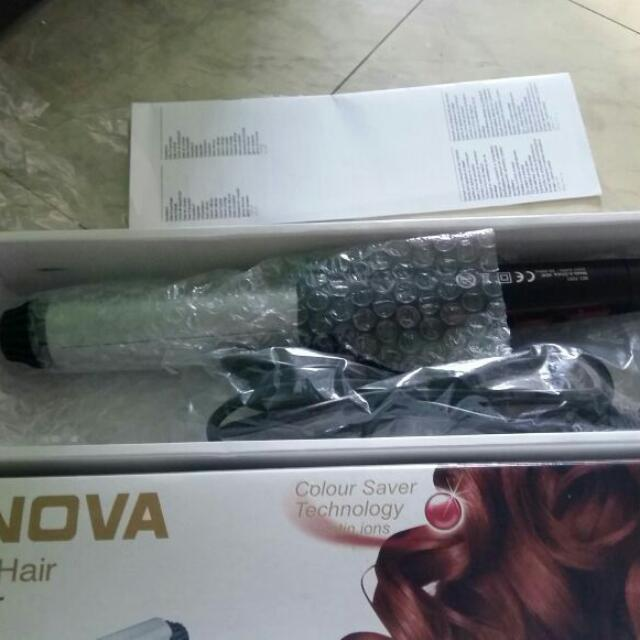 Nova Satin Curly