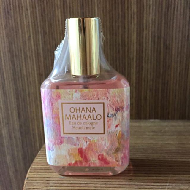OHANA多彩琥珀日本帶回香水