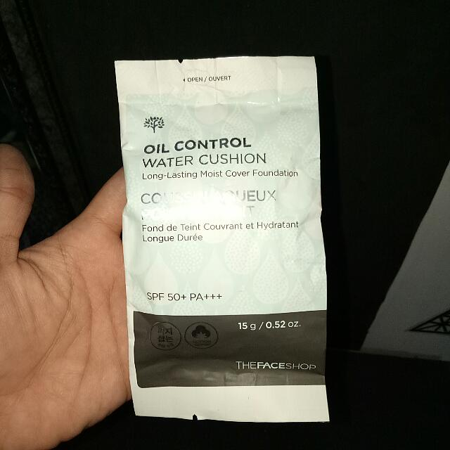 Oil Control Water Cushion