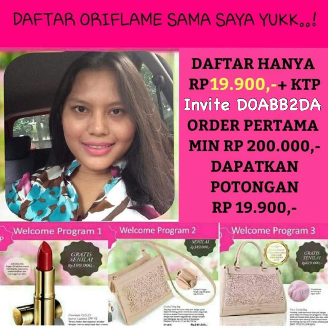 Oriflame Beauty Center
