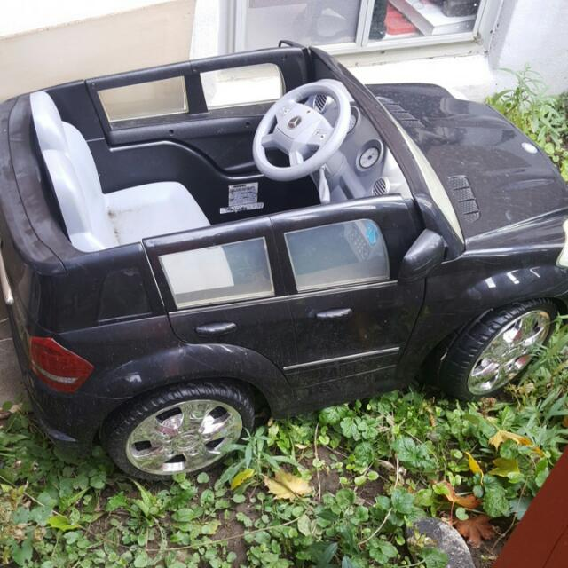 Power wheel Benz