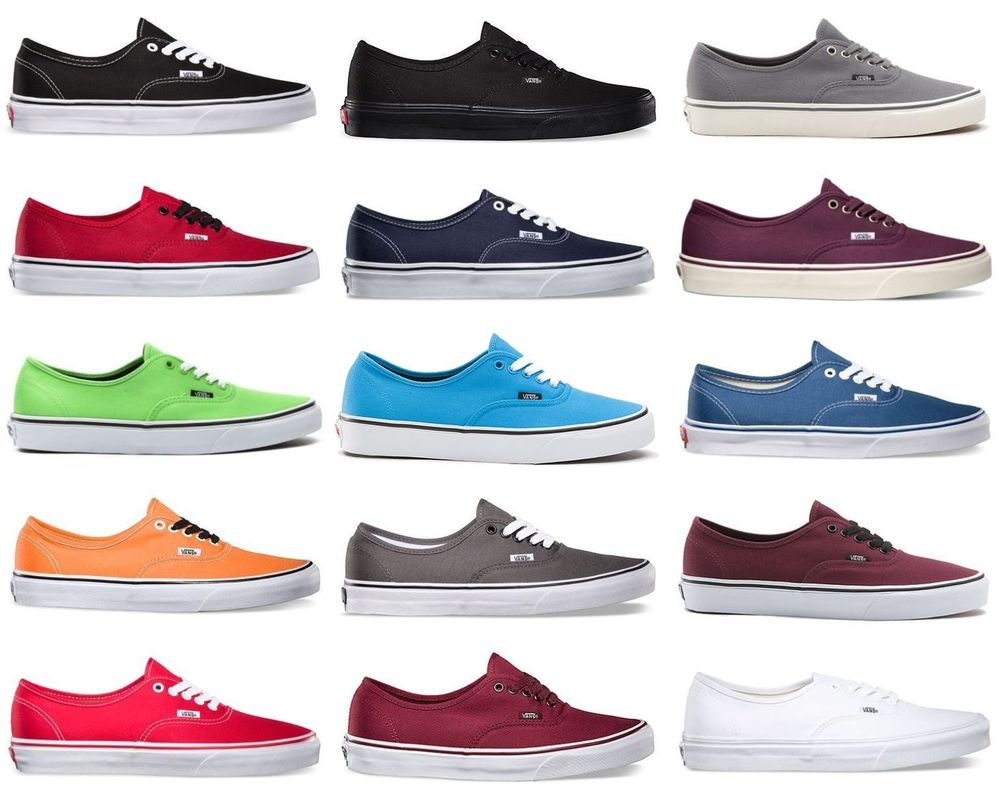703c30a3aa6f Pre-Order) Authentic Mens Vans Shoes
