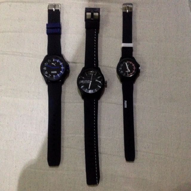 373e4f50500 Puma Watches, Men's Fashion, Watches on Carousell