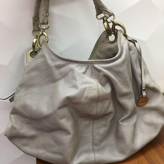 (只送不賣)Rabeanco 灰色足球包