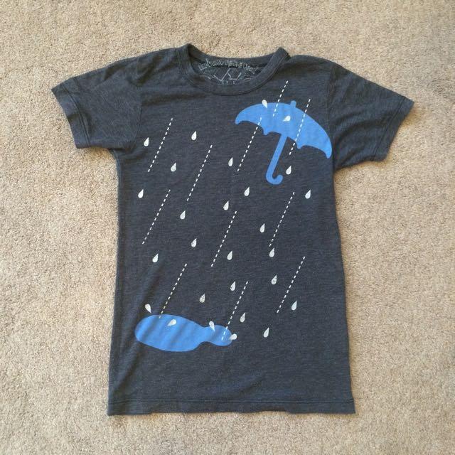 Raindrop Tee - Size 6