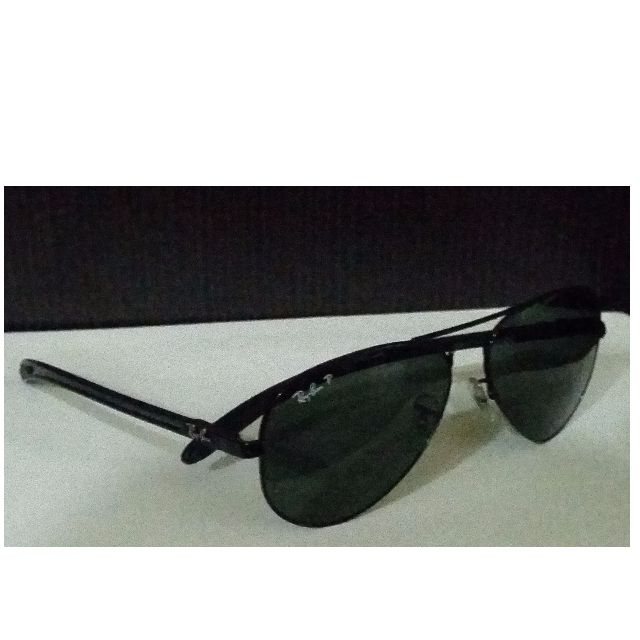 7710e1d65a RB8307 - 002 N5 Authentic Ray Ban Tech Sunglasses Polarized
