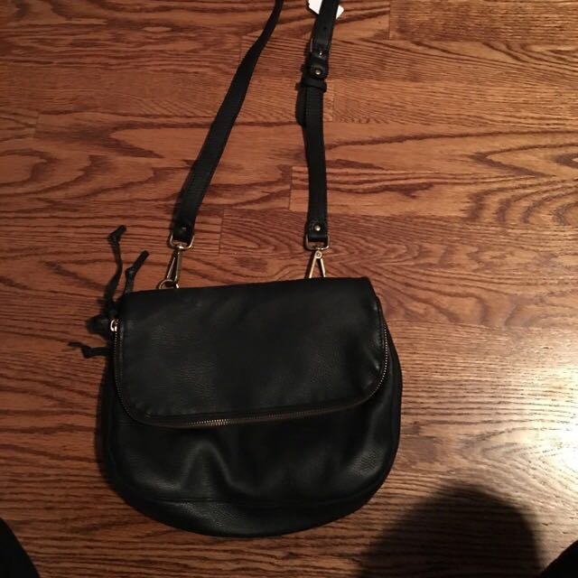 Roots real Leather Purse