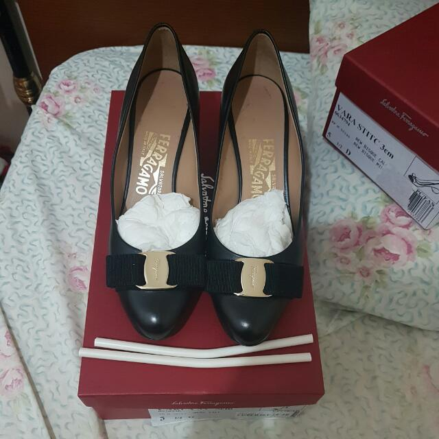 SALVATORE FERRAGAMO SHOES CARLA