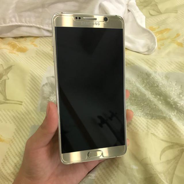 Samsung Galaxy Note 5 32GB Gold