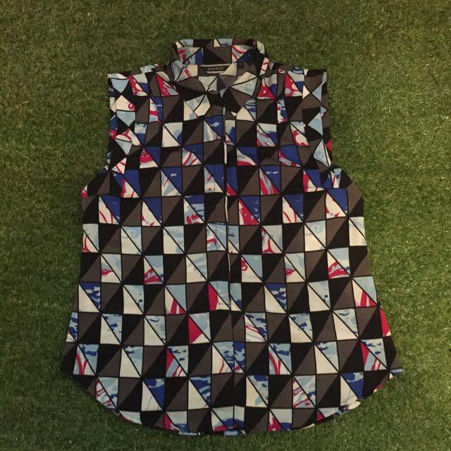 Size 10 Basque Shirt