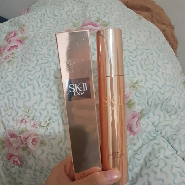 SK II LXP Ultimate Perfecting Serum