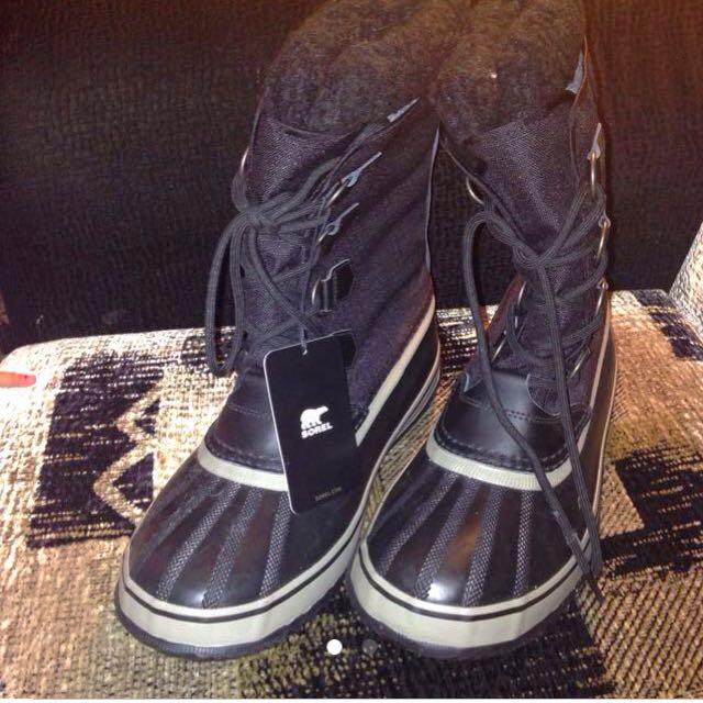 Sorel Waterproof Mans Boots