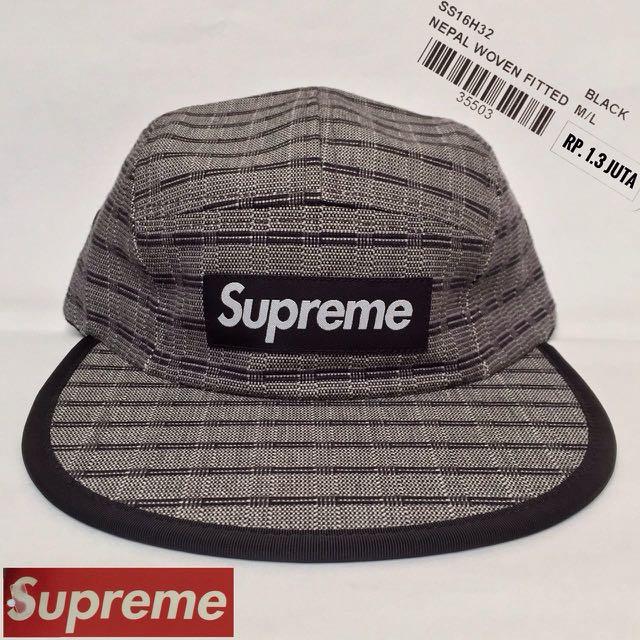 Supreme Hat Baseball Cap Topi