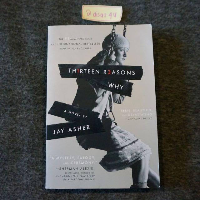 Diskon: Thirteen Reasons Why - Jay Asher // English
