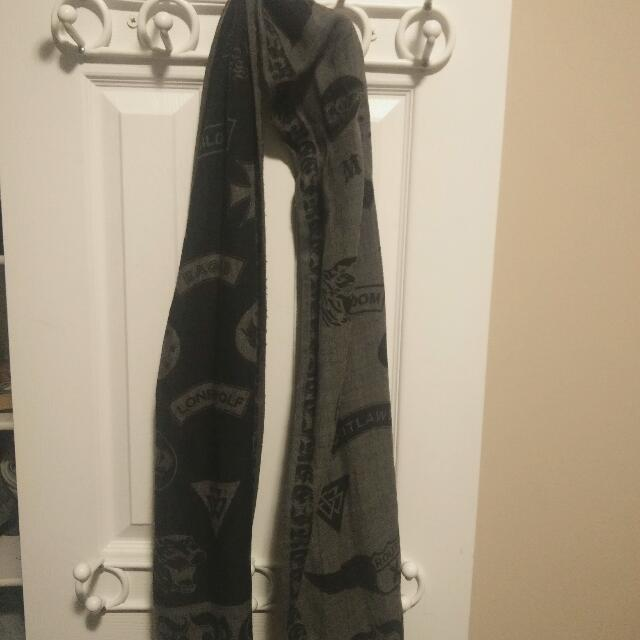 Wilfred Two Toned Scarf