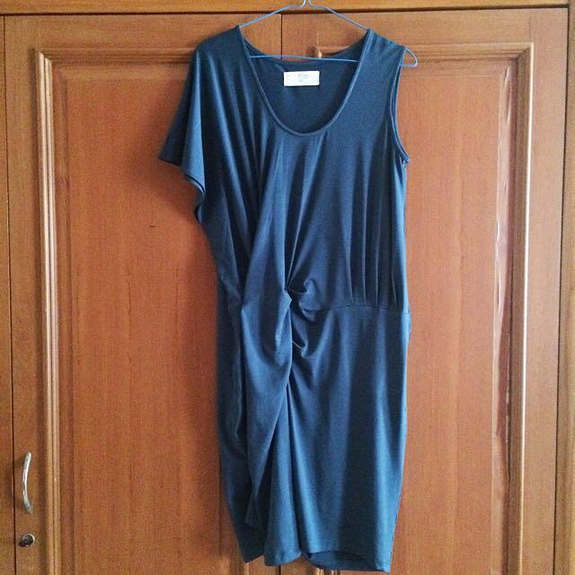 (X).S.M.L - Night Blue Dress