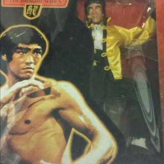 Rare Bruce Lee Action Figure