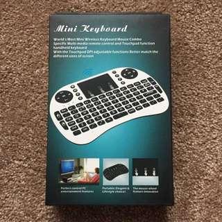 Wireless Mini Keyboard