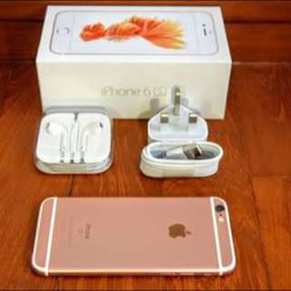 Iphone 6s Rose God 16gb