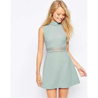 Cute Pale Blue Dress