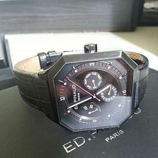 Authentic ED Pinaud watch