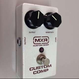 WTS: MXR Custom Comp