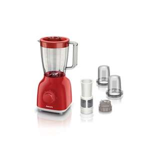 Philips HR2104/53 Daily Collection Blender (RED)