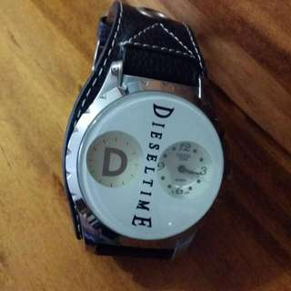 FREE GIFT New Replica Diesel Time Watch