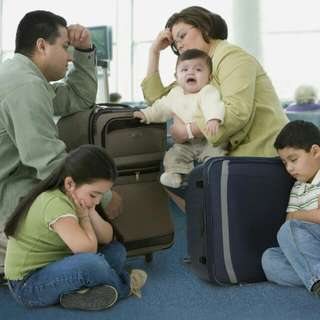 Going For A Vacation ? Family + Luggage Can't Fit A Taxi? Need Airport Limo Transfer?