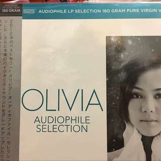 Olivia Ong Audiophile Selection LP