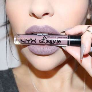 Ready Stock Nyx Lingerie