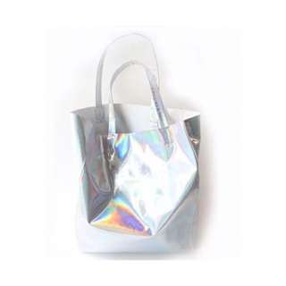Ready Stock Hologram Bag