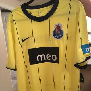 Porto away Jersey - Size XL