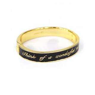 Disney Couture Gelang Gold Plated